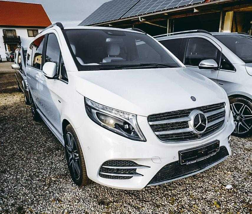 Гарантийные пакеты Mercedes-Benz