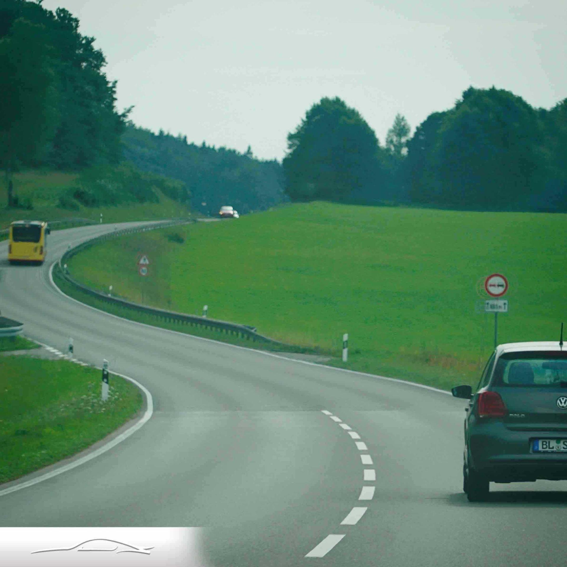 10 правил при ДТП в Германии.