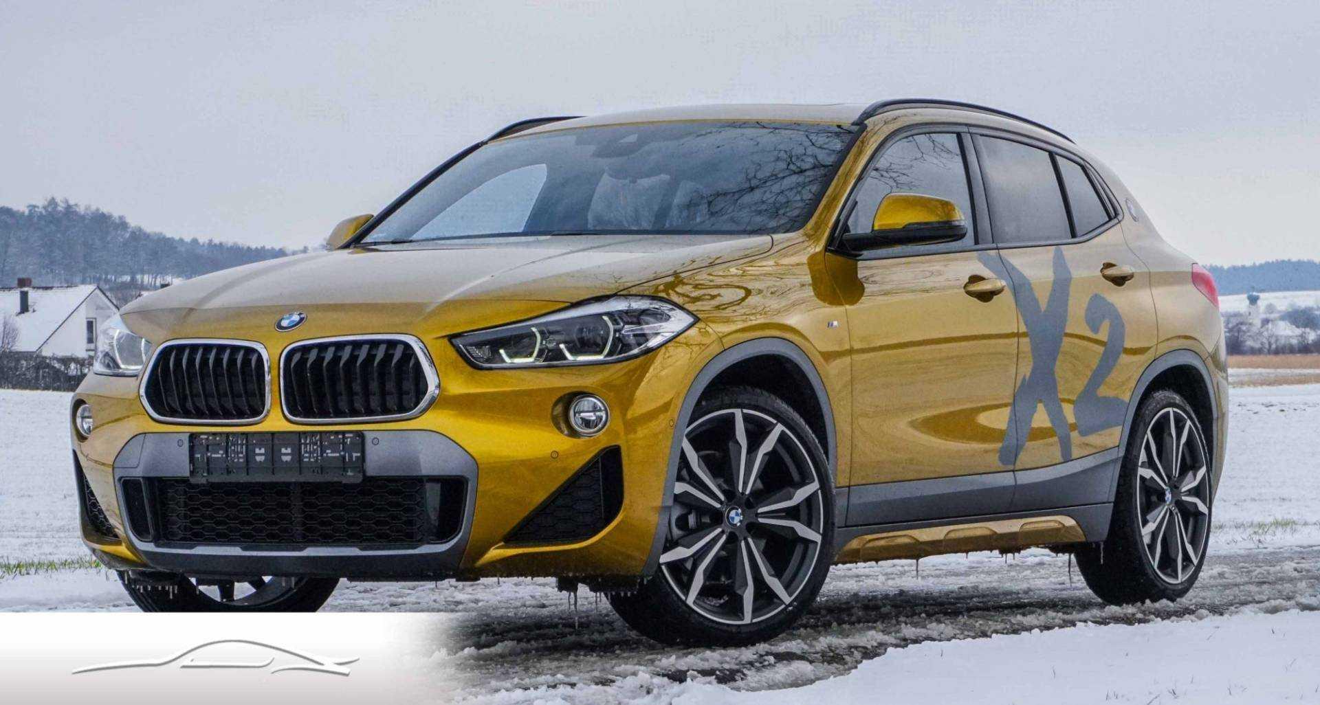 Новый BMW X2 2018