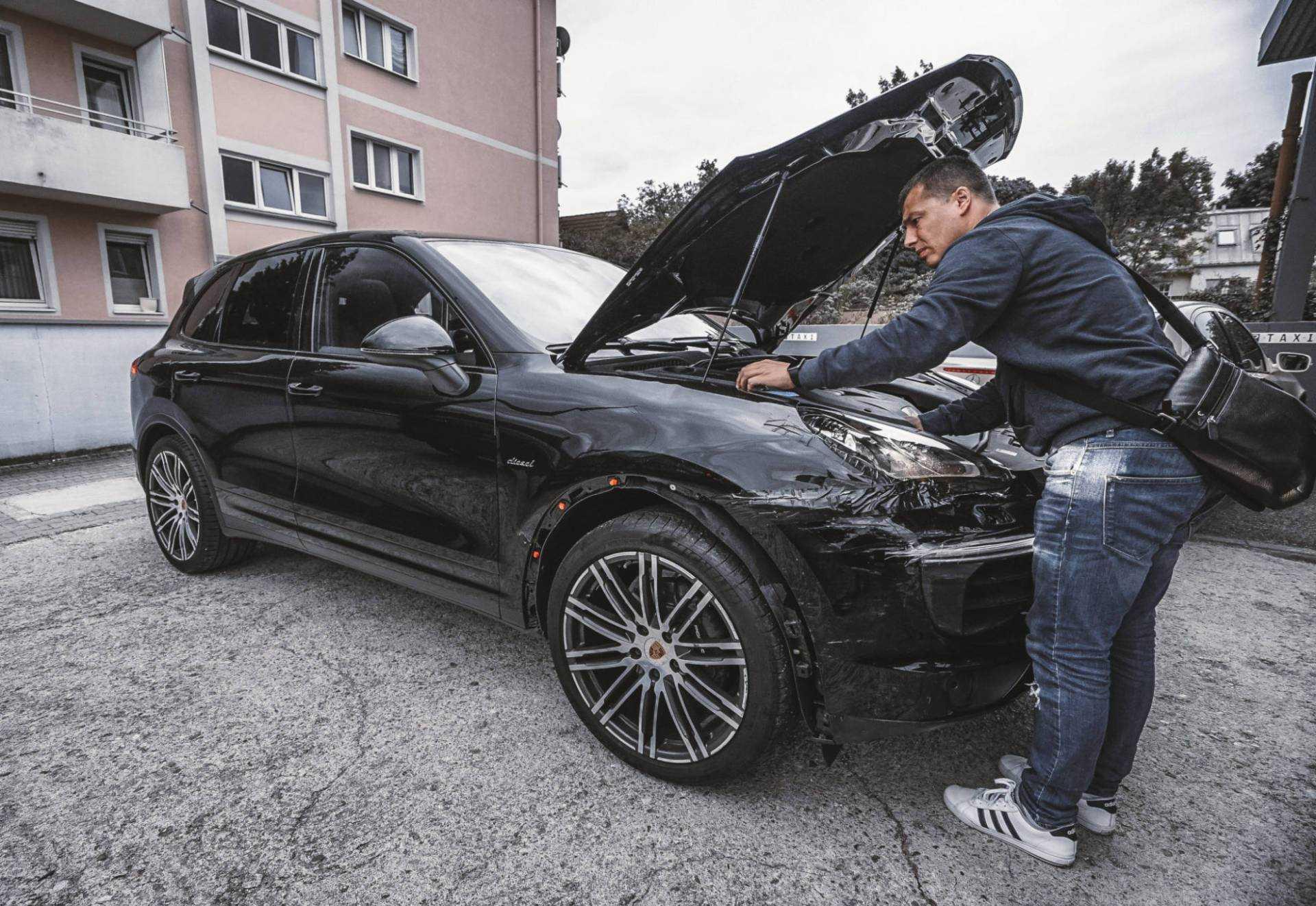 Как осуществить выбор авто в Германии
