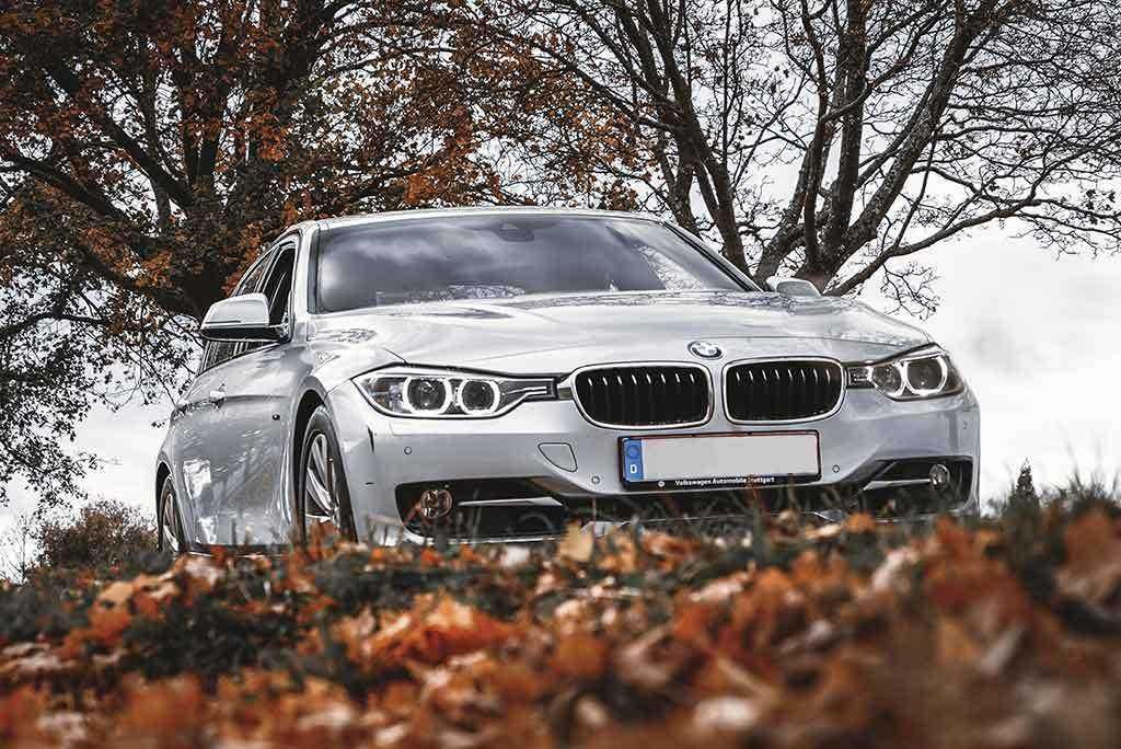 Первый осмотр при покупке б/у машины из Германии