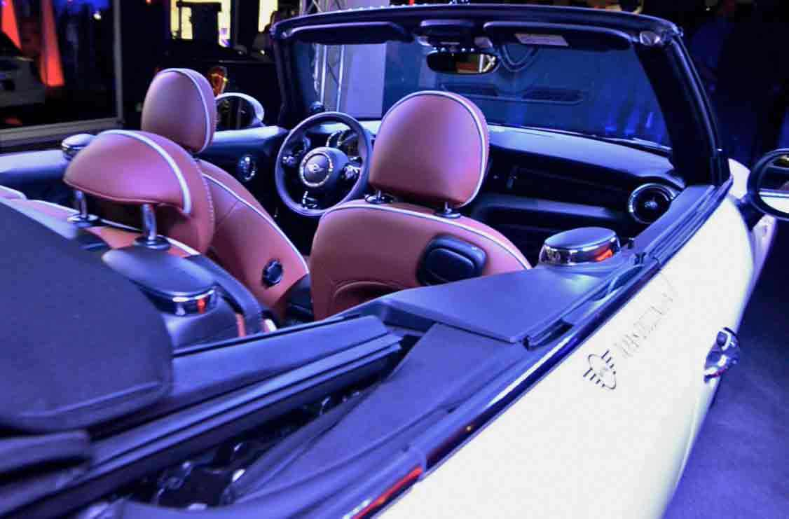 Новый Mini Cooper Cabrio 2016