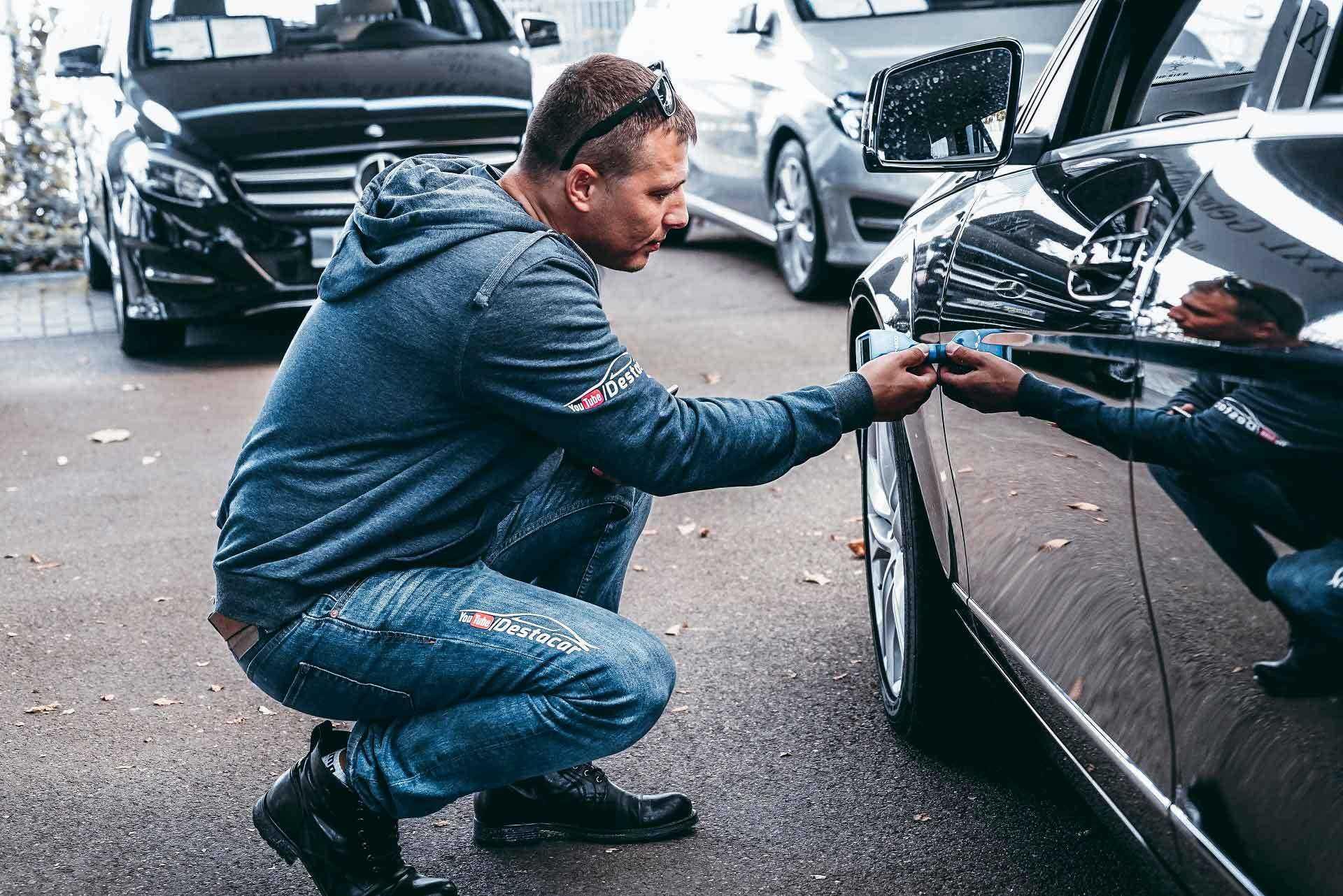 Стоимость услуг «Destacar» по подбору авто в Германии