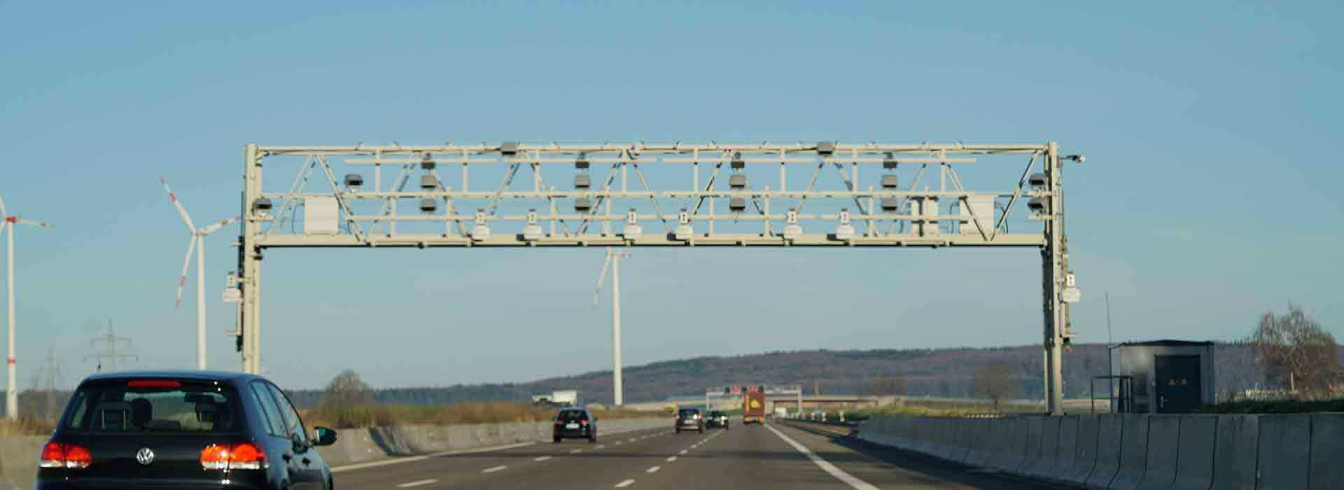 Превышение скорости на автобанах Германии