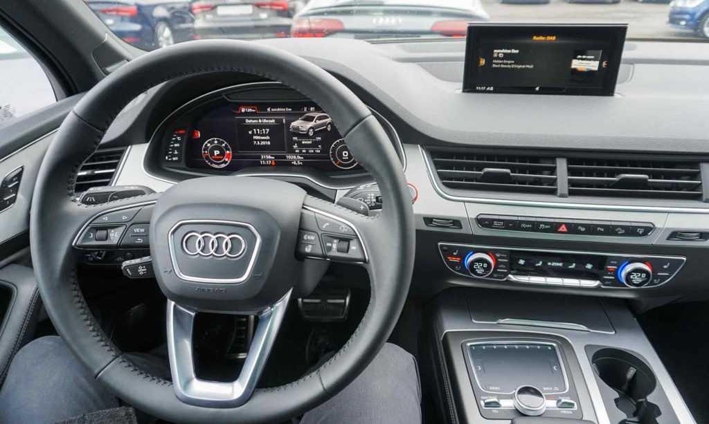 Покупаем Audi SQ7 в Германии. Видео с осмотра.