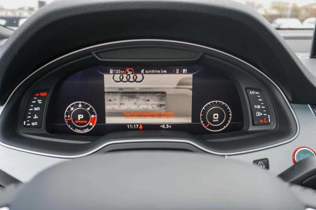 Audi sq7 из Германии