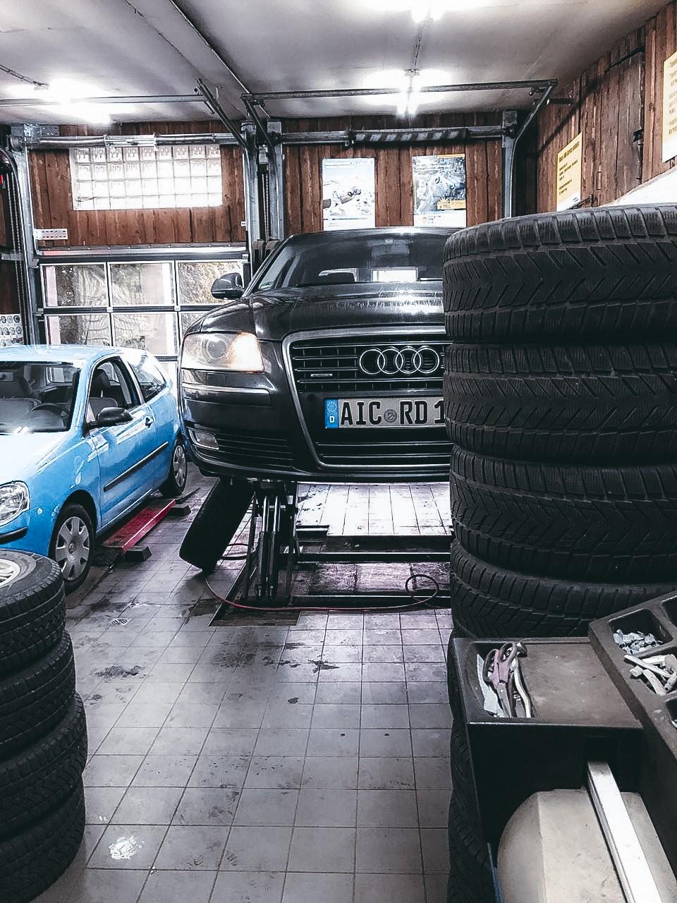 Обслуживание авто в Германии на неофициальных сервисах
