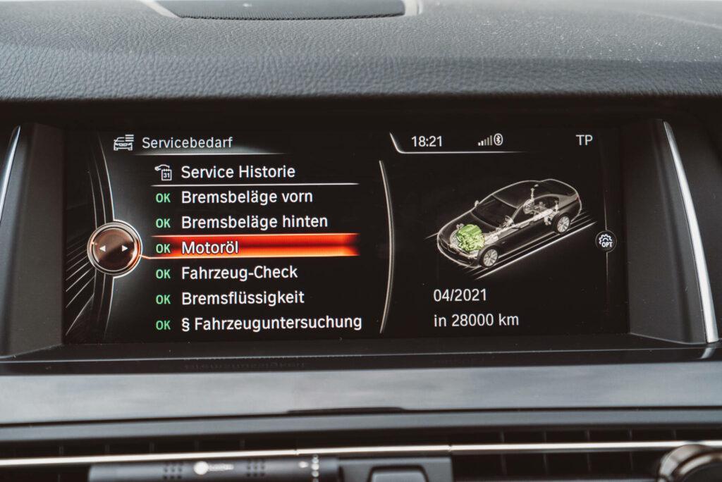 Интервалы технического обслуживания авто в Германии